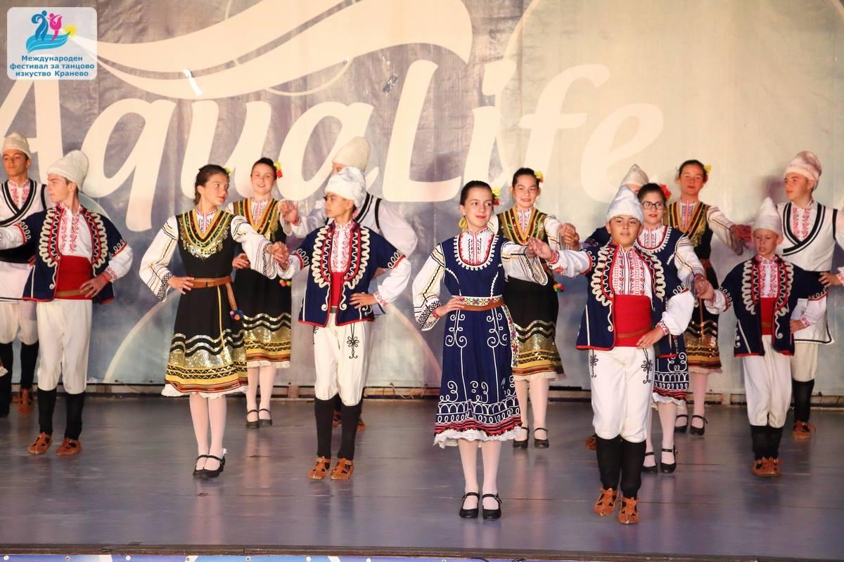 Детский фольклорный лагерь Кранево 2020