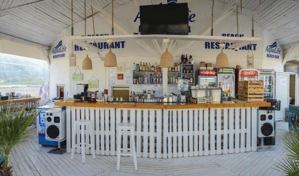 Пляжный бар Beach Bar AquaLife