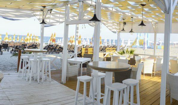 Бар на пляже «Beach Bar AquaLife»