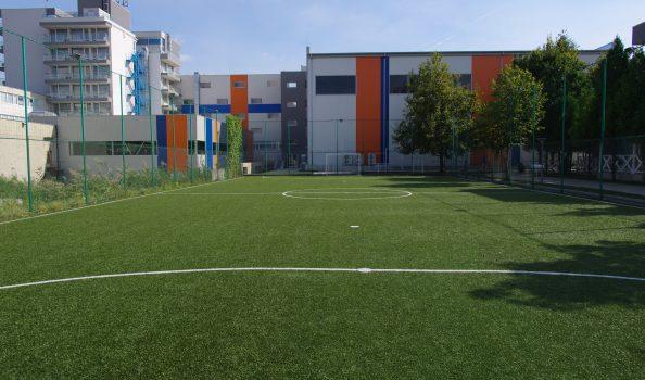 Большая спортивная площадка