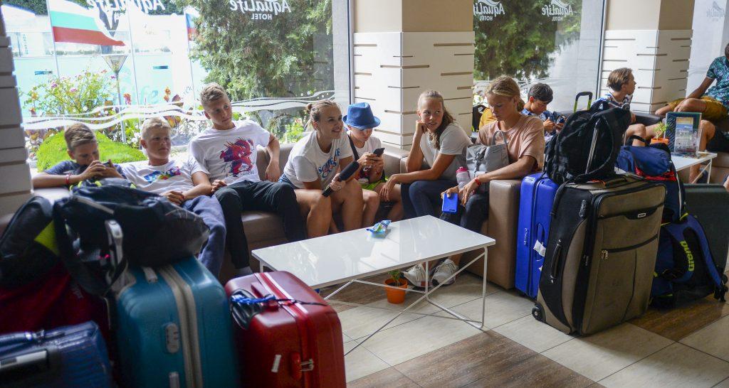 спортивные сборы в Болгарии, AquaLife