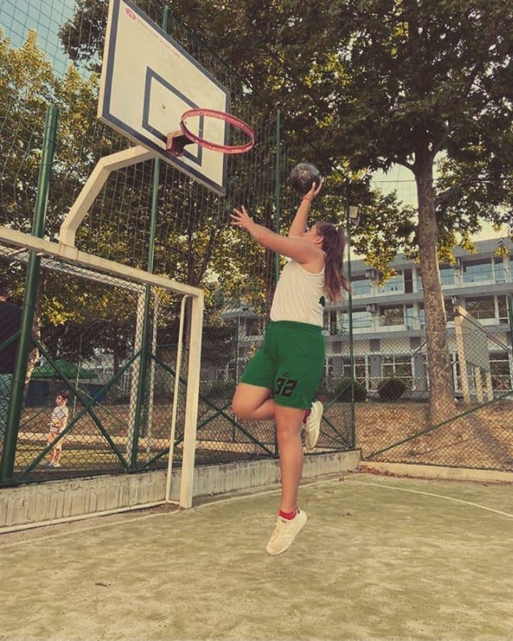 Учебно-тренировочные сборы по баскетболу