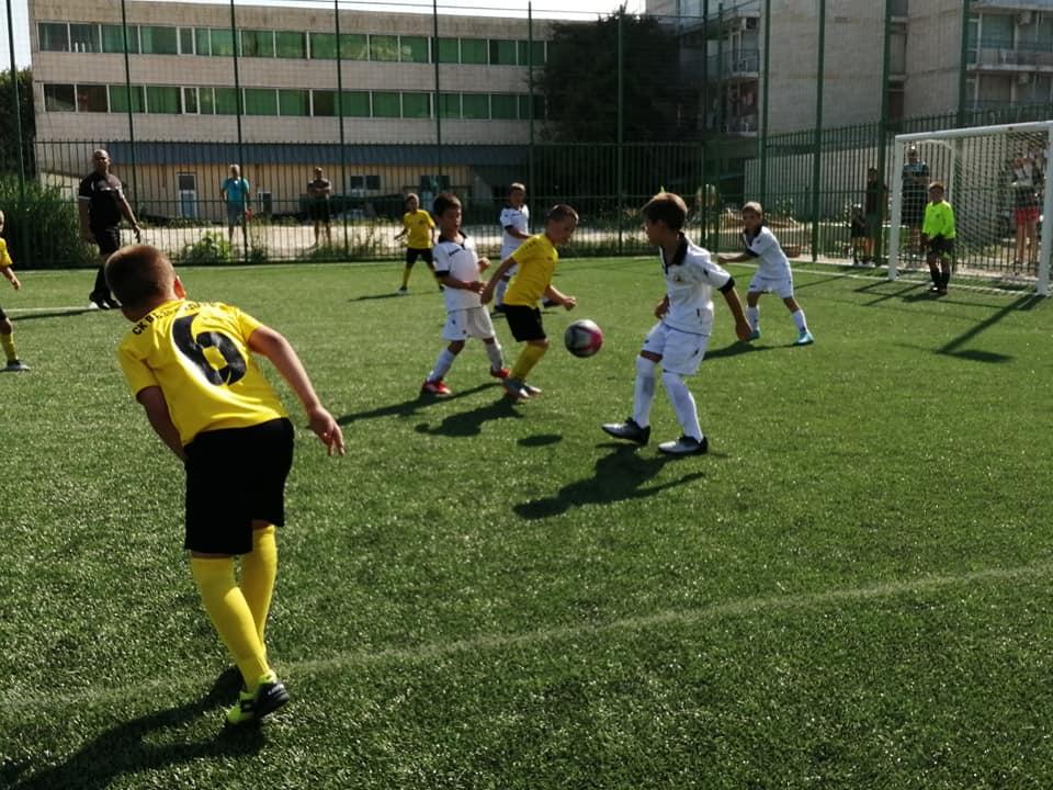 Детский международный футбольный турнир