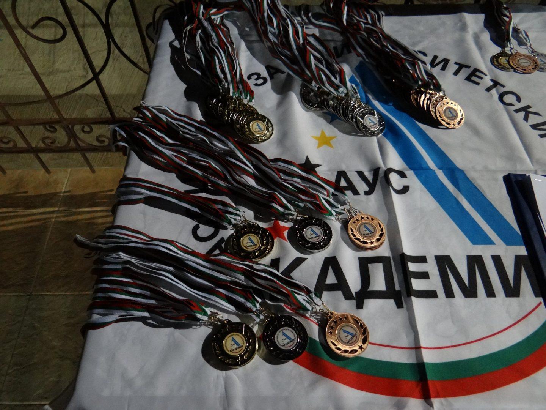 Летние студенческие спортивные игры Кранево-2021 - Болгария