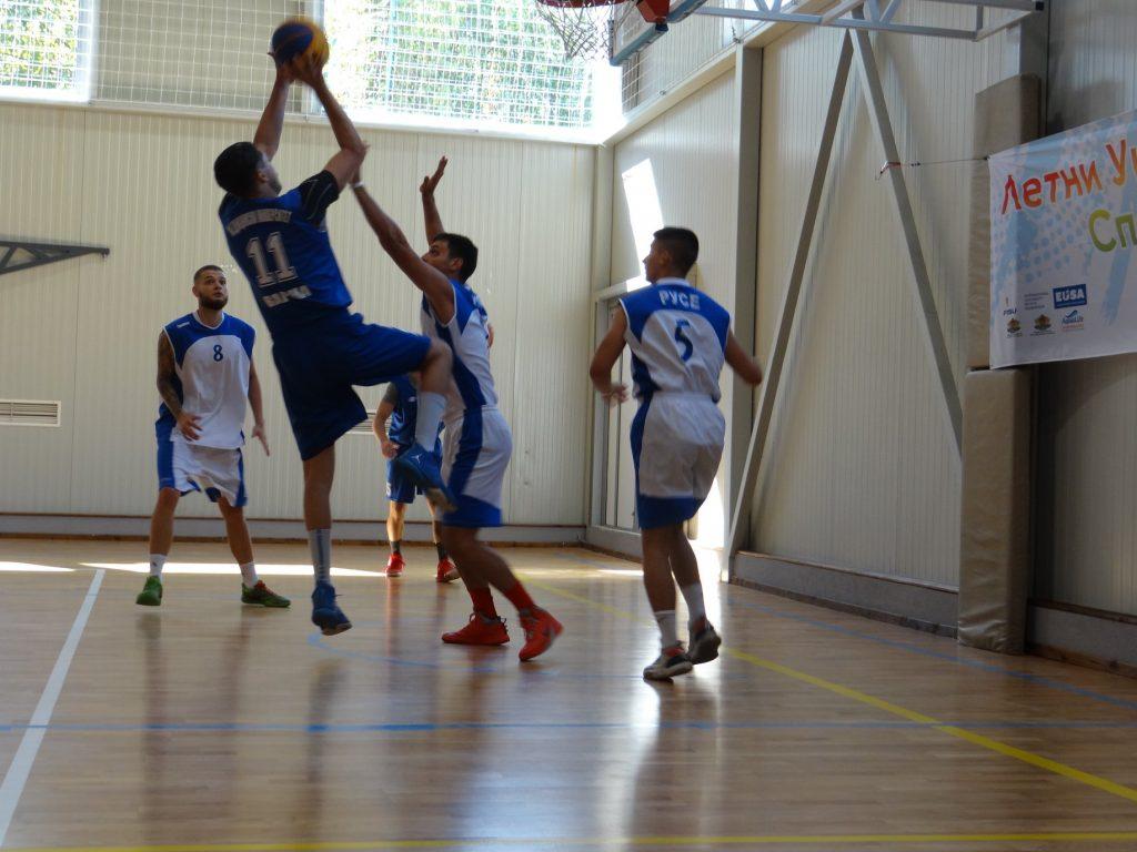 Летние студенческие спортивные игры